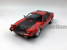 * Red Kyosho Diecast Model Car for 1:18 De Tomaso Pantera GTS Muscle Car