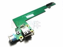original for laptop Acer 3050 5050 5570 3680 3DC Jack Socket Power USB switch Board(China)