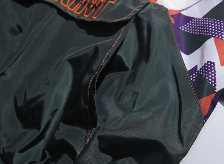 Color Block Patchwork Hooded Jackets 9