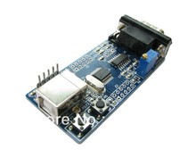 Free Shipping!!! Microchip PIC18F14K50 development board USB serial usbbootloader(China)