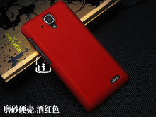 Top Quality Hard Case Cover for Lenovo A536 a358t Ultra-Slim Back Matte Skin Cases