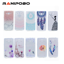 Buy Samsung Galaxy J2 Prime Case Silicone Transparent TPU Cover Flower Marble case Samsung J2 Prime SM-G532F G532 5.0 case for $1.34 in AliExpress store
