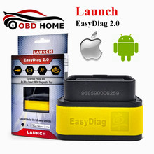 [IN STOCK]Original Launch EasyDiag 2.0 OBDII Code Reader Scanner For Android & IOS Phone Launch X431 EasyDiag(China)