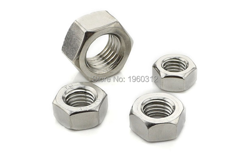 DIN934 Stainless Steel -003