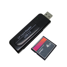 Malloom 2017 Universal High Speed USB 2.0 CF Card reader Compact Flash Card reader for PC Laptop Computer Lector de tarjetas