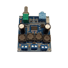DC12-24V 25W *2 TPA3118 digital small power amplifier board Supports parallel bridging (PBTL) mono output(China)