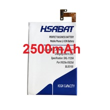 HSABAT 2500mAh BL83100 Battery Use for htc x920e x920d butterfly droid dna htl21 Deluxe DLX One X5 etc Phones(China)