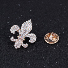 2017 rhinestone brooch pins Anchors for wedding dress pins and brooches for women scarf unique brooch danbihuabi jewelry
