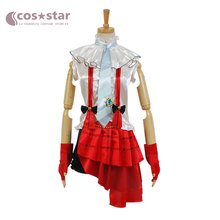 Japanese Anime Love Live LoveLive! School Idol Project Festival Eli Ayase Dress Cosplay Costume Halloween Theatrical Costumes