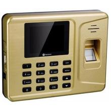 "Gold Realand A-E260  2.8"" TFT Fingerprint Password Attendance Machine Supports U flash drive to download"