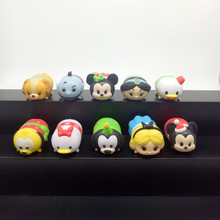 10pcs/set Tsum Tsum Toys Cute kids Toy Gift Collection