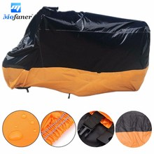 Mofaner Universal Motorcycle Cover Waterproof Outdoor Uv Protector Bike Rain Dustproof Motorbike Motor Scooter
