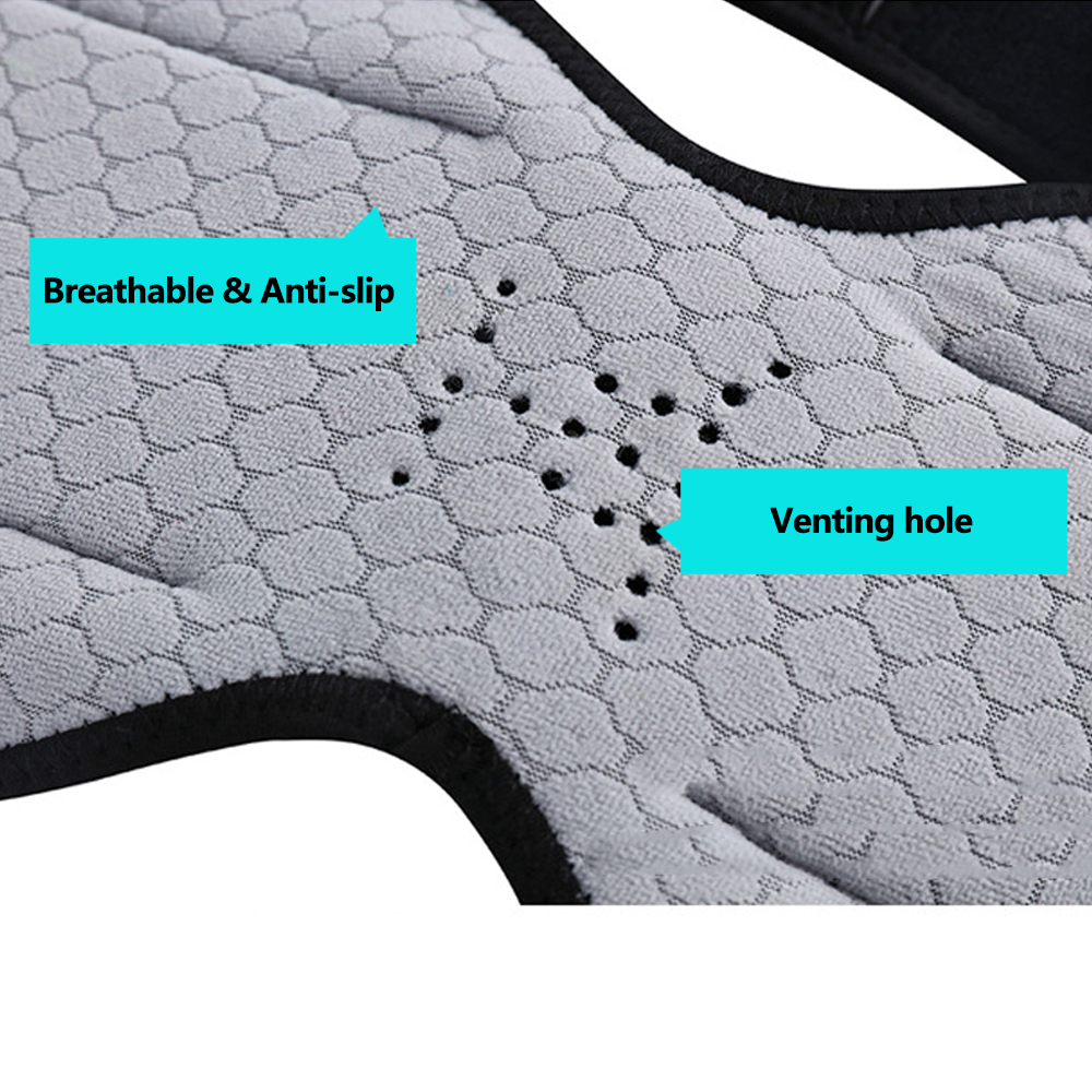 Clothing - Knee Protection Booster Power Support Knee Pads Powerful Rebound Spring Force Sports Reduces Soreness Leg Protection