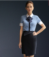 2016 Sexy Costumes Langerie Cosplay Sexy Air Hostess Uniform Ol Stewardess Lingerie Role Playing Game Uniforms Flight Attendant(China)
