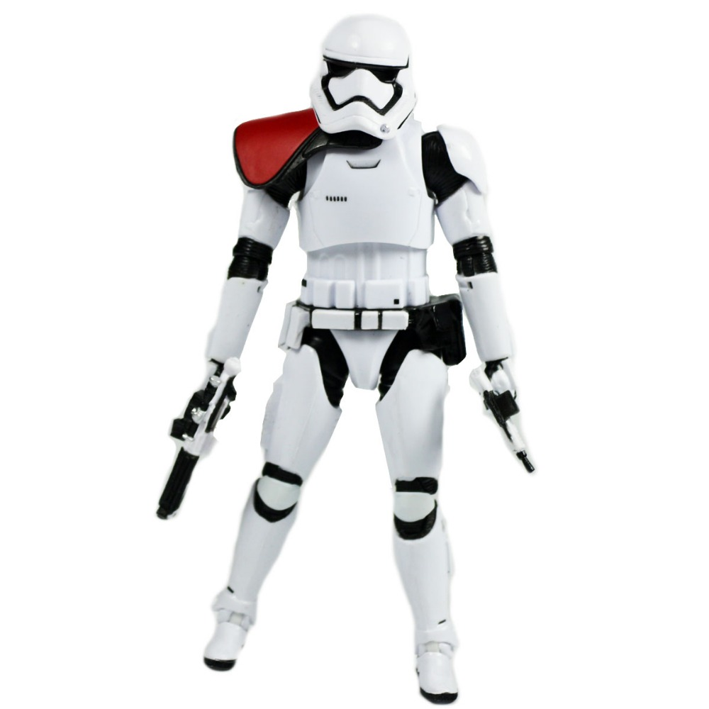 Movie Force Awakens FIRST ORDER STORMTROOPER OFFICER 6 inch no Box Hasbro0115<br>