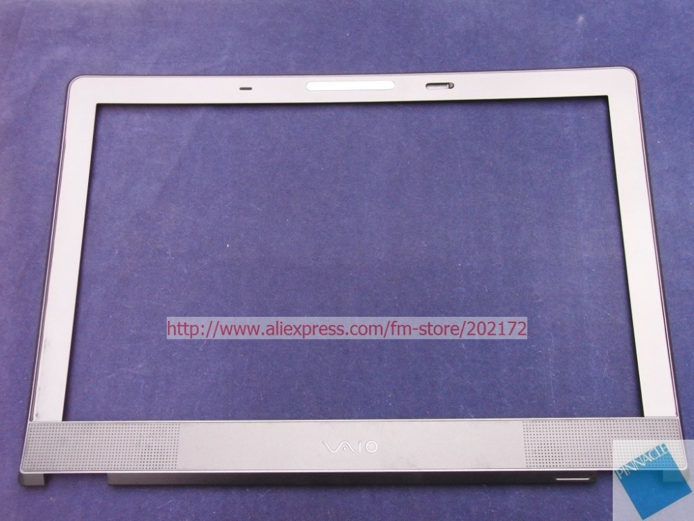Brand New Laptop Notebook  Black 17.1 LCD Screen Front Bezel 2-683-796 For Sony Vaio VGN-AR series<br><br>Aliexpress