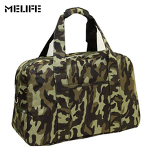 MELIFE Sport Fitness Bag waterproof camouflage Sports Bags Women Mens Duffle Bag Travel Mochila Gym travel Portable Package(China)