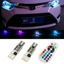 For Toyota Corolla Avensis Yaris Rav4 Auris Hilux Prius Celica Prado Fortuner Verso Supra Hiace Vitz LED Car Clearance Lights(China)