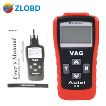 VAG 405 code reader VAG405 code scanner with Free Shipping High Quality(China)
