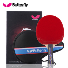 100% original Butterfly TBC 703 Table Tennis Ping Pong Racket Paddle Bat Blade Shakehand FL/CS Loop quick attack