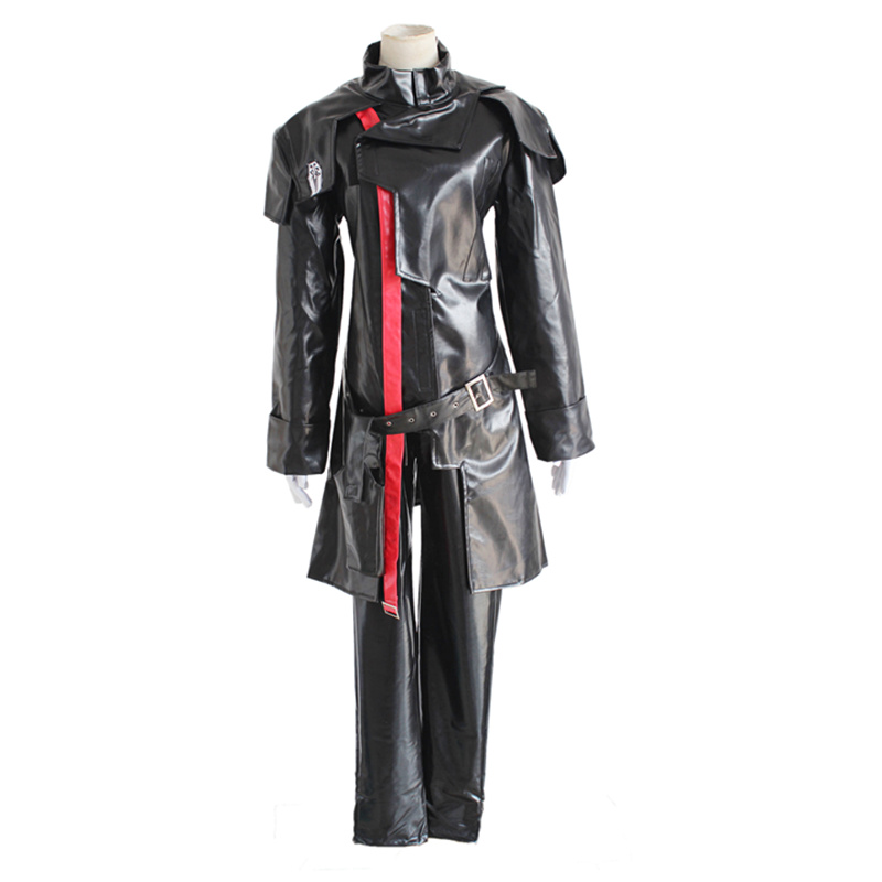 Free shipping Anime Guilty Crown Cosplay Cartoon Tsutsugami Gai Cos Halloween Party Man Woman Cosplay Costume