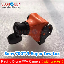Sony CCD 700TVL 1/3in 2.8mm FPV Camera Super Low Lux Racing Drone Camera