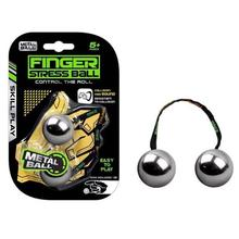 Begleri Alloy Bundle Control Roll Game Knuckles Finger Ball Anti Stress Toys  simple pocket sized skill toy JY6