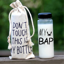 [SGDOLL] 2017 KPOP B.A.P PLASTIC WATER BOTTLE BAP ZELO KIM HIMCHAN BANG HIMCHAN YONGGUK MODEL TOY GIFT COLLECTION 16102905