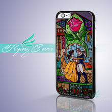 Fundas Beauty and the beast Case for iPhone 7 6 6S Plus 5S SE 5C 5 4S 4 Cover for iPod Touch 6 Case for iPod Touch 5 Case.