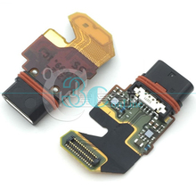 Original for Sony Xperia Z5 Premium Dual E6833 E6883 E6853 USB Dock Charging Charger Port Flex Cable Tested Replacement Parts