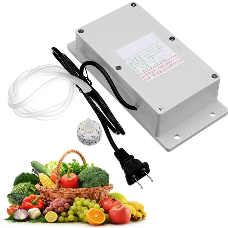 2016 High Quality AV 220V Ozone Generator Household Disinfecti For Air Foods Fruits Vegetables Water<br>