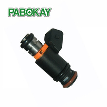 New Set(6 pieces ) Fuel Injectors Mach VW Golf Jetta 99-02 EuroVAN 97 99-00 2.8L 805000348303 021906031D IWP022(China)