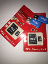 Free shipping for cell phones tablet Micro SD card memory card microsd mini sd card 2GB/4GB/8GB/16GB/32GB/64GB class 10