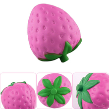 Squeeze Squishy Strawberry Scented Stress Relief Slow Rising Children Toys