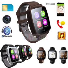 Q18 pro Bluetooth Smart Watch With Camera facebook Sync SMS MP3 Smartwatch Support Sim TF card For IOS Android Phone pk q18 dz09