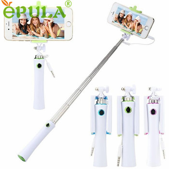 Hot-sale EPULA  Selfie Sticks Wholesale Gifts 135-700mm Handheld Extendable Tripod Monopod Stick For iPhone Android Phone
