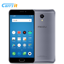 "Meizu M5 Note 16GB 3GB Global ROM OTA Mobile Phone Android Helio P10 Octa Core 5.5"" Cellular 13MP Fingerprint 4000mAh(China)"