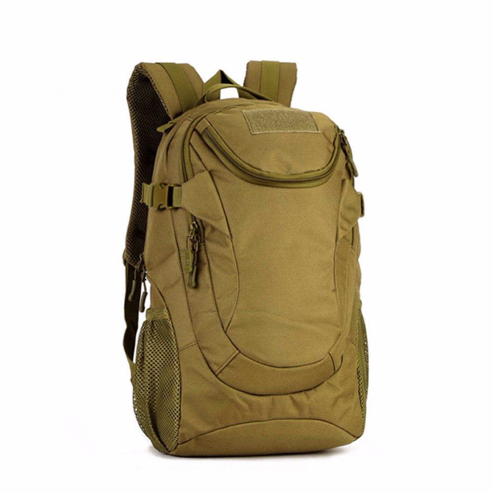 Outdoor 25L Tactics Waterproof Mountaineering Travel Laptop Women Backpack Male Camouflage Lightweight Hike Camp Backpack<br><br>Aliexpress