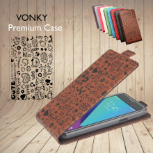 Buy Doogee Homtom HT 20 Case, Leather Phone Case Flip Cover Homtom HT 20 Pro ht 20 4.7 Inch VONKY Brand Smartphone Bags Celular for $4.62 in AliExpress store
