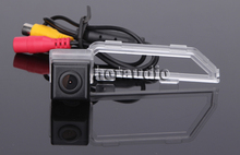 CCD Car Reverse Camera for Toyota Verso Reversing Backup Rear View Parking Kit Monitor Night Vision Waterproof Free Shipping(China)