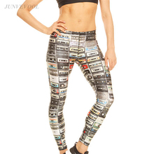 Buy Armor Machine 3D Leggings Cartoon Sexy Leggins Harajuku Women Pants Fitness Workout Legging Femme Punk Capris Workout Trousers for $11.40 in AliExpress store