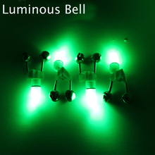 free shipping high quality 10pcs/lot kite led bells hang on kite flying luminous bell child love hcxkite factory pipas esportiva(China)