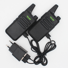 4pcs Portable UHF Walkie Talkie Radio WLN KD-C1 walkie talkie with good price and high quality,fashion(China)