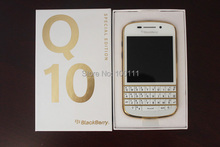 Arrival IN stock  !  Original BlackBerry Q10 4G 3.1'' Dual core,Qwerty,Built-in 16GBROM,8MP free DHL/EMS fast shipping