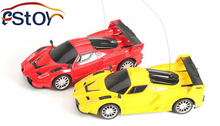 New Mini Brand RC Car Model radio control 2CH 1:24  RC Racing car model electronic toy