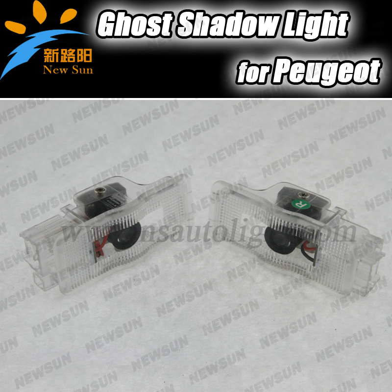 car led door logo welcome light ghost shadow lamp plug and play for Peugeot 408 508 RCZ 206 207 306 307 406 5008 607 607 806 807<br><br>Aliexpress
