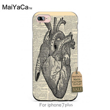 black tpu silicone medical anatomy custom On Sale Luxury Cool Phone Accessories Case For iPhone se 5s 6s 7 plus plus case