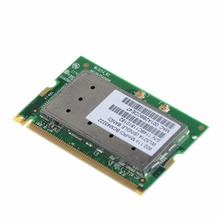 Notebook Computer Network Cards BroadCom BCM94322 BCM4322 Mini PCI WLAN Wireless N WIFI Card 300M Laptop Network Cards VHF71 P10