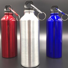 500ML New arrival My Creative Designe Aluminum Sports Water Bottle Outdoor bike Climb up Drinking Bottles free shipping(China)