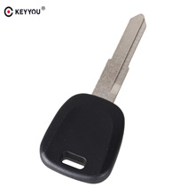 KEYYOU Replacement Transponder Key Case Shell For Suzuki Swift (can install chip) Car Key Case(China)